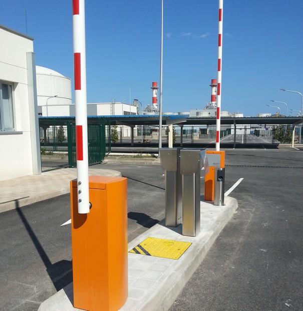 Spec control accesos vehiculos