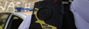 The Municipal Police of Madrid begins testing the security cameras on their uniforms AxonBody