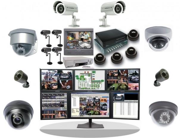 Infraestructura videovigilancia