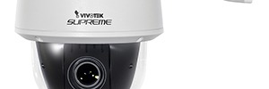 Vivotek SD8364E, Full HD dome camera for extreme weather environments