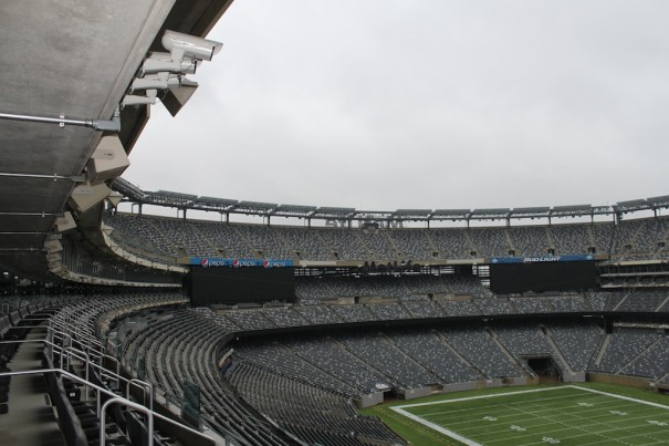 Arecont Vision estadio MetLife