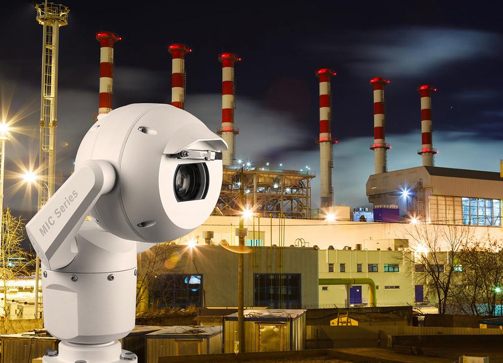 Bosch Mic Ip 7000 Hd Lleva La Videovigilancia Hd A Los