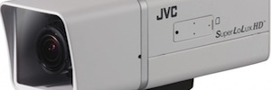JVC Professional lleva a Security Essen 2014 su última generación de cámaras IP Super LoLux HD2 EX