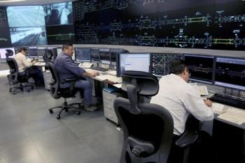 Puesto de mando en Est. de Atocha. 11 2009.