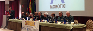 Mobotix and EXSi sponsor on Private Security in Málaga