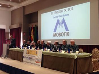 Mobotix Exsi Dia de la Seguridad Privada en Malaga