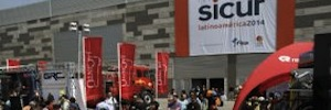 SICUR Latin America starts its third edition comprehensive security in Chile