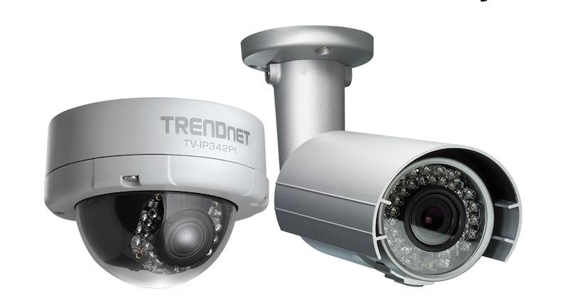 Trendnet desarrolla dos c maras en red varifocales full hd - Camaras videovigilancia exterior ...