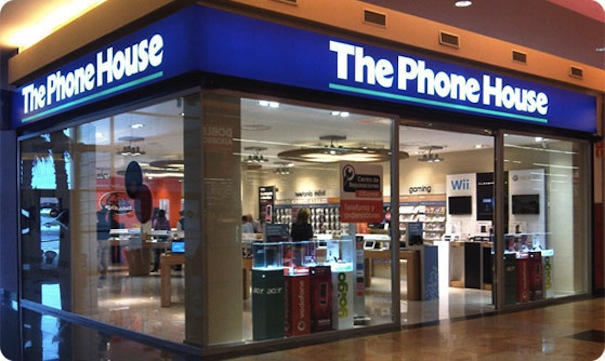 Tyco And Phone House
