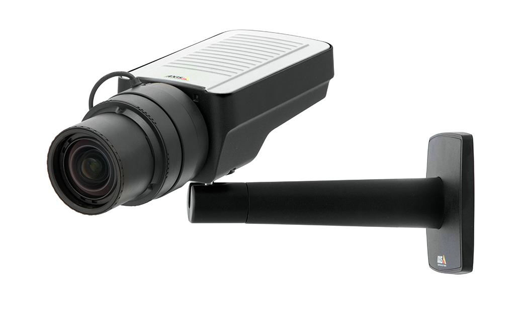 Axis Q1635: videovilancia en red para captar imágenes en rápido ...