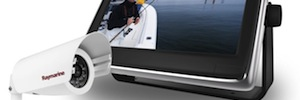 Raymarine CAM200IP: videovigilancia en red versátil y en alta definición para el sector náutico