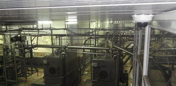 Vivotek Iran Foladin Factory