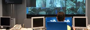 Madrid étend son projet de complexe de surveillance urbaine Azca