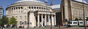 Manchester install a comprehensive security solution in its most emblematic buildings