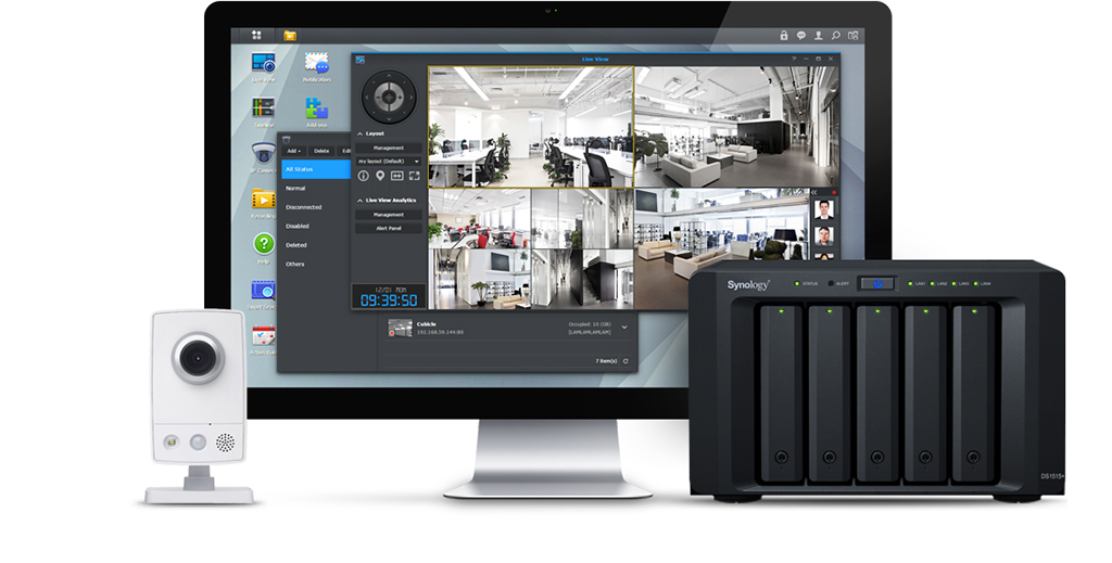 Synology takes precedence simplicity and versatility ...