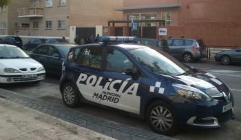 VIVOTEK Plettac LSB полиции муниципального Мадрид