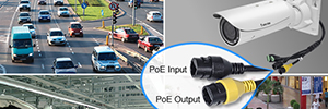 Vivotek expands its line of network video surveillance for outdoor models that integrate PoE Extenders