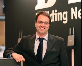 Antonio Navarro, director general D-Link Iberia
