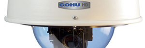PTZ Dome Camera CohuHD Helios 3120HD: surveillance for critical infrastructure
