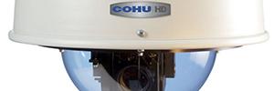 Cámara domo PTZ CohuHD Helios 3120HD: videovigilancia para infraestructuras críticas