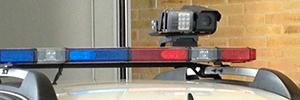 警方在波哥大配备了巡逻车与IndigoVision的和RAYTEC提供LPR解决方案