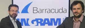 Ingram Micro suma a su oferta de seguridad las soluciones de Barracuda en España y Portugal