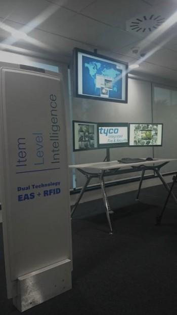 Innovazione di Tyco centro Madrid