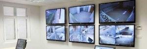 Etralux y Electronica Trafic, adjudicatarias del sistema de videovigilancia y comunicación por voz del Jardín del Turia