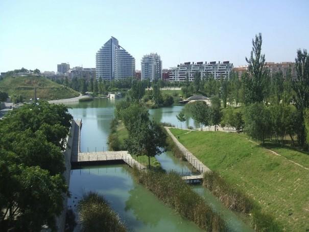 Segurança do Grupo Etra rio Turia-Valencia