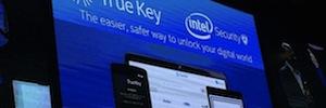 Intel Security presenta su solución biométrica True Key para gestión de contraseñas en MWC 2015