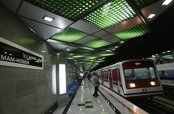Vivotek Metro Teheran