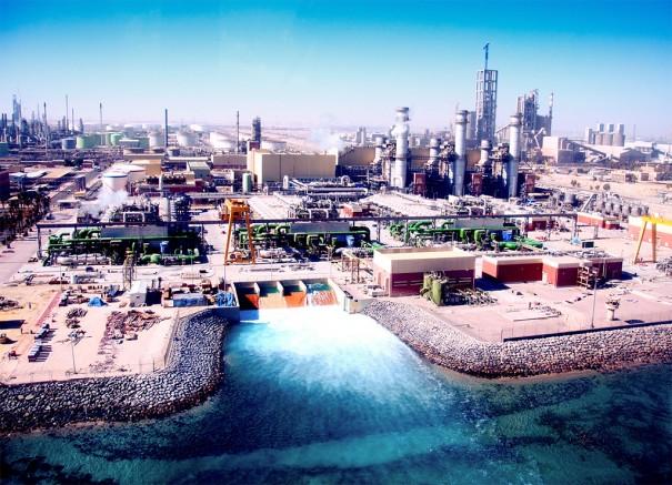 Raffineria di Bosch Praesidio Kuwait