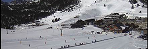 Andorra uses the security of Mobotix cameras for tourist promotion of the area