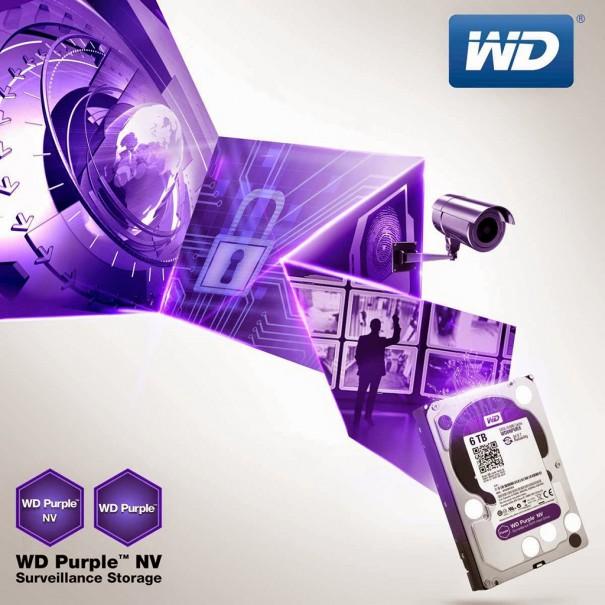 WD Purple NV