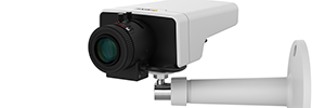 Технология сжатия Axis Zipstream для охранного видеонаблюдения