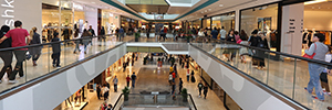 Bosch provides a system of comprehensive security at the Istanbul Marmara Park Mall