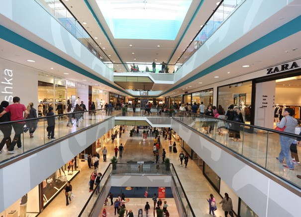 shopping mall observation