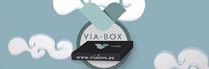 La herramienta de control estadístico Viabox proporciona una mayor seguridad en áreas públicas