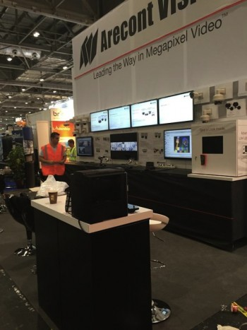 Arecont Vision Ifsec2015