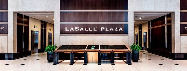 Avigilon en LaSalle Plaza