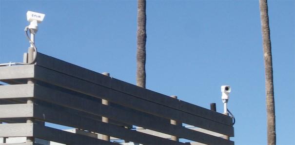 Flir securiza Newport Beach