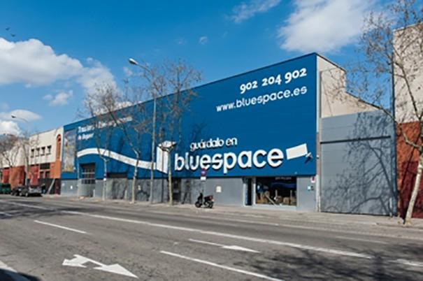 Primion Digitek en Blue Space