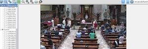 La Catedral de Milán realiza la transición a la tecnología IP para proteger su patrimonio