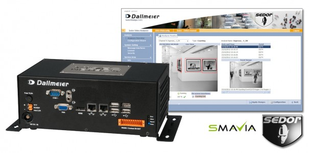 Dallmeier DMS 800 IPS