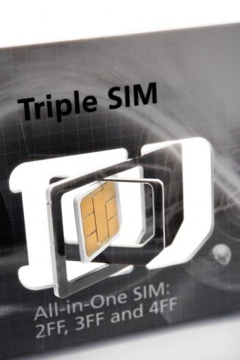 GD triple SIM