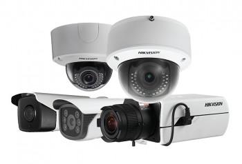 Hikvision 6 mp スマート IP