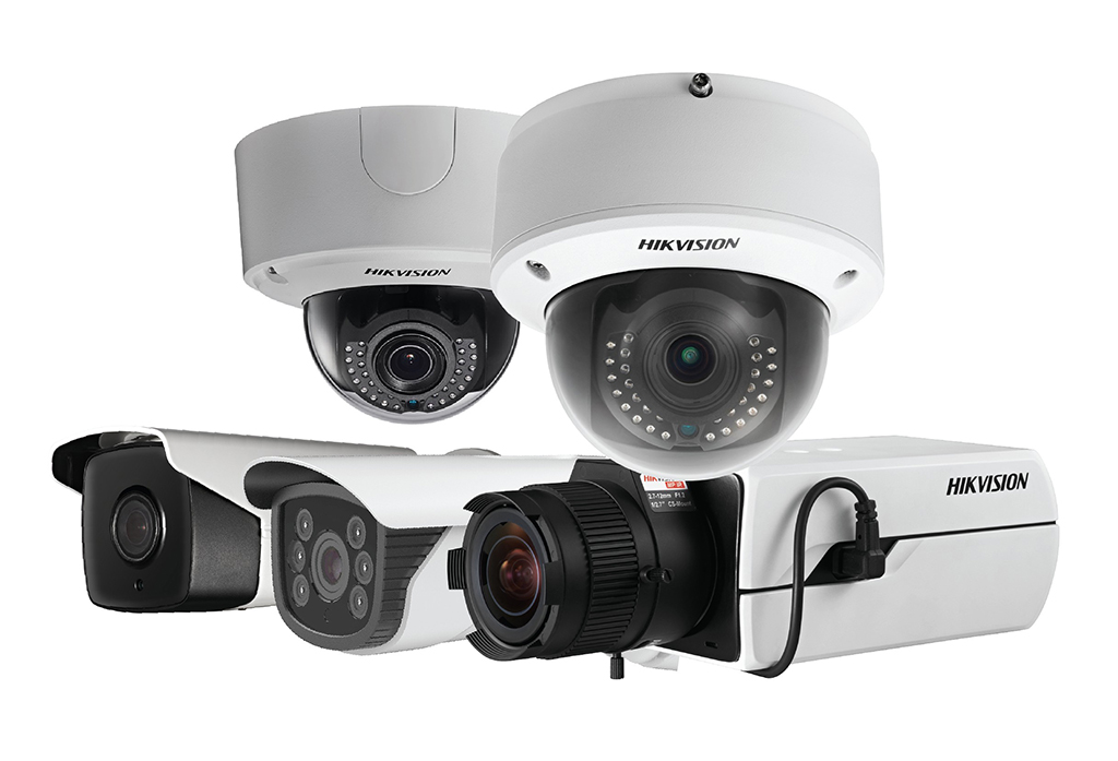 License Plate Camera >> Hikvision continues moving toward video surveillance HD ...