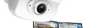 MOBOTIX develops his first camera from 6 megapixel camera with a single lens: p25