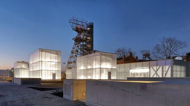 Sistema CEM Museo Slesia (Foto: Wojciech Krynski)