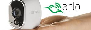 Netgear Arlo: videovigilancia WiFi con resolución HD para exterior